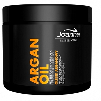JOANNA ARGAN OIL Maska do włosów 500g