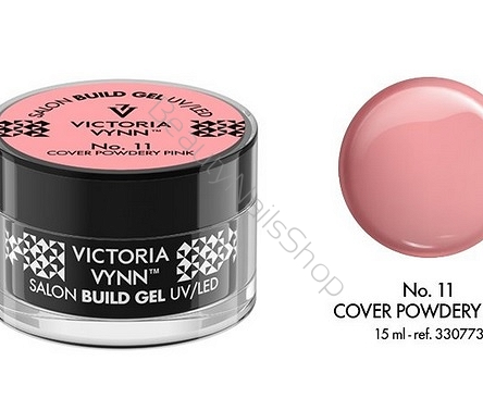 Victoria Vynn - Build Gel UV/LED 15ml - (11) Cover Powdery Pink