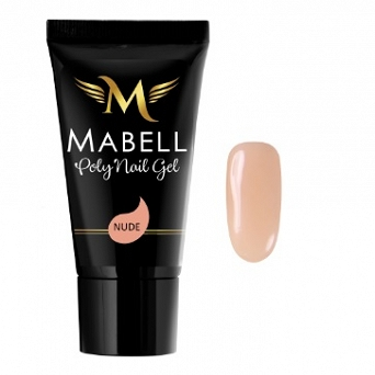 MABELL Poly Nail Gel 30g - (Nude)