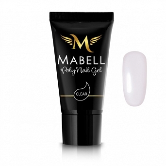 MABELL Poly Nail Gel 30g Clear
