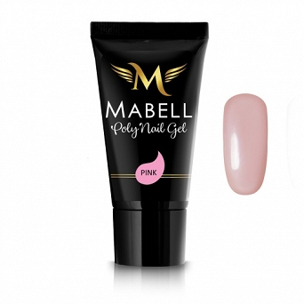 MABELL Poly Nail Gel 30g Pink