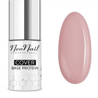 NeoNail Cover Base Protein Natural Nude 7,2ml