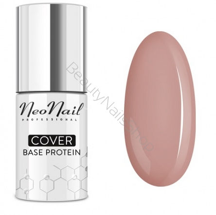 NeoNail Cover Base Protein Cream Beige 7,2ml