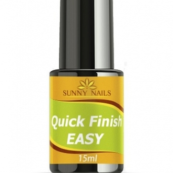 Top Quick Finish EASY Sunny Nails 15ml żel