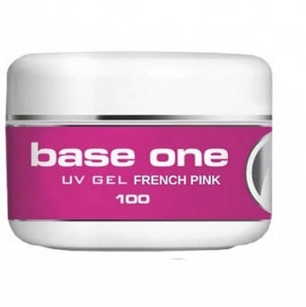 ŻEL UV SILCARE  BASE ONE FRENCH PINK 100g
