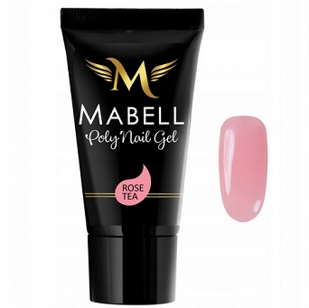 Mabell Poly Gel Acrylic Akrylożel ROSE TEA 30g