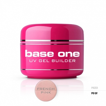 Silcare Base One French Pink 50g