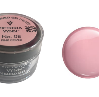 Build Gel  15ml  Cover Pink No.08