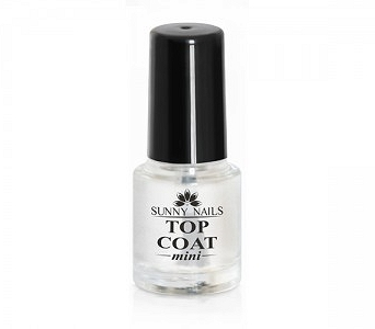 TOP COAT MINI 6 ML  UTWARDZACZ I NABŁYSZCZACZ