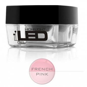 Silcare Żel LED 30g - French Pink