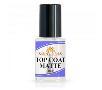 TOP COAT MATTE 15ml