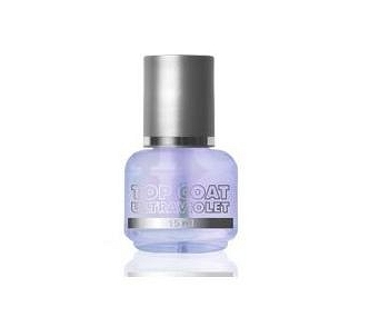 TOP COAT ULTRAVIOLET 15 ml utrwardzacz!