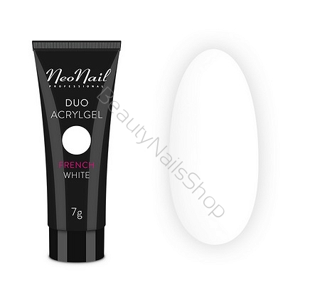 NeoNail DUO ACRYLGEL 7g - French White