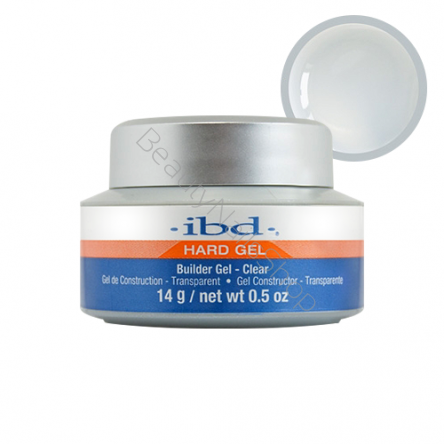 IBD LED/UV Builder Gel CLEAR 14 g