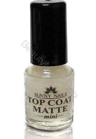 TOP COAT MATT mini 6ml